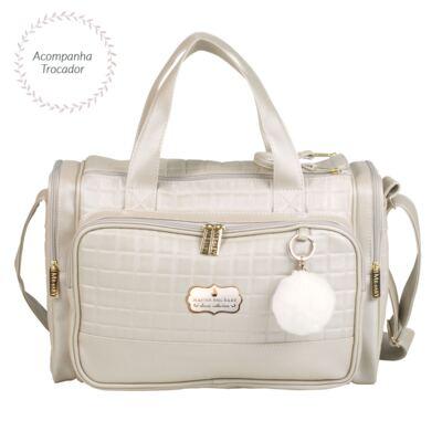 Imagem 1 do produto Bolsa para bebe Anne Bunny Pérola - Masterbag