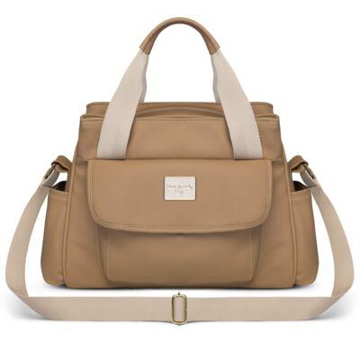 Imagem 1 do produto Bolsa maternidade para bebe St Remi Nácar Caramel  - Classic for Baby Bags