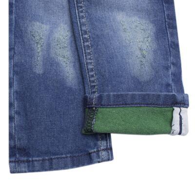 Imagem 5 do produto Calça c/ Cinto em jeans Destroyed - Toffee