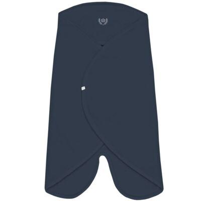 Imagem 1 do produto Cobertor de vestir para bebe em suedine Marinho - Classic For Baby