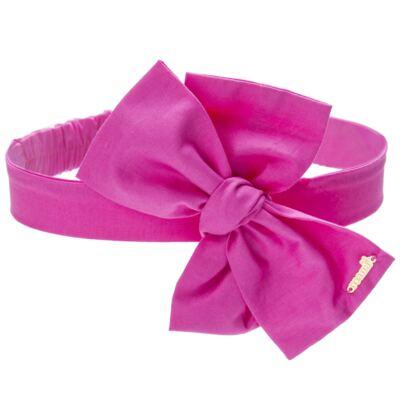 Imagem 1 do produto Faixas Maxi Laço em tricoline Pink - Roana