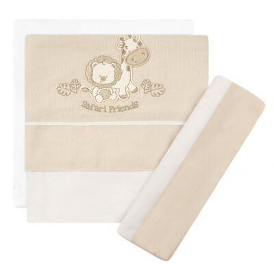 Imagem 1 do produto Jogo de lençol para berço em malha Simba Safari - Classic for Baby