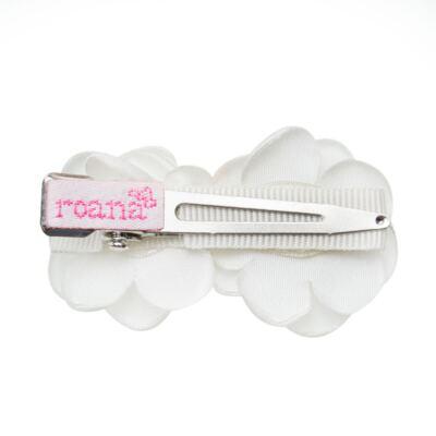 Imagem 2 do produto Presilha Due Fiori Marfim - Roana