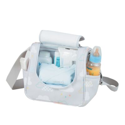 Imagem 2 do produto Frasqueira Térmica para bebe Emy Nuvem - Masterbag