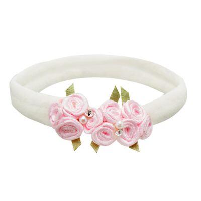 Imagem 1 do produto Faixa meia recém-nascido Bouquet - Roana