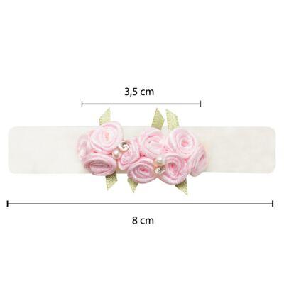Imagem 3 do produto Faixa meia recém-nascido Bouquet - Roana
