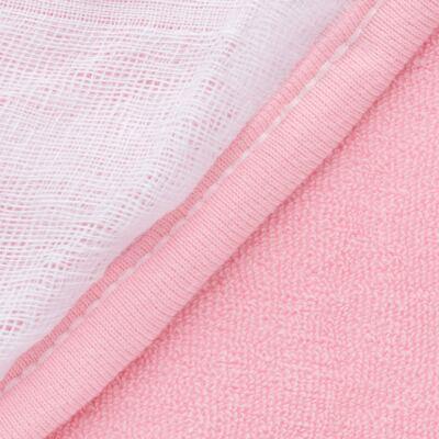 Imagem 3 do produto Toalha com capuz para bebe Ursinha - Classic for Baby