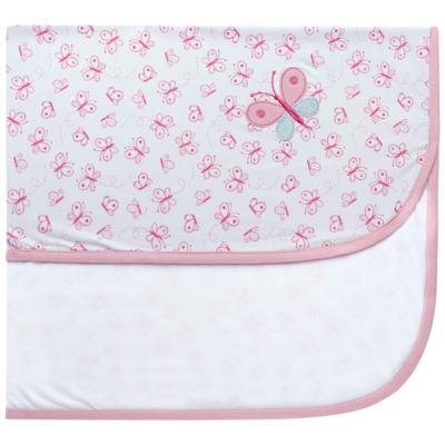 Imagem 1 do produto Manta para bebe forrada em malha Babele - Classic for Baby