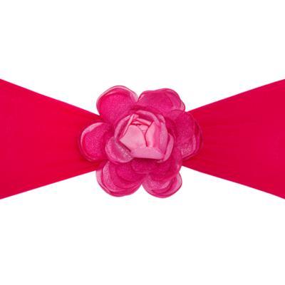 Imagem 1 do produto Faixa meia Flor Pink - Roana