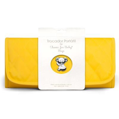 Imagem 2 do produto Trocador Portátil para bebe Colors Yellow - Classic for Baby Bags