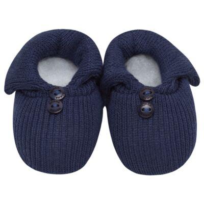 Imagem 1 do produto Sapatinho em tricot Marinho - Roana