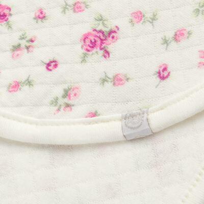 Imagem 2 do produto Manta para bebe em suedine Matelassê Florale - Grow Up