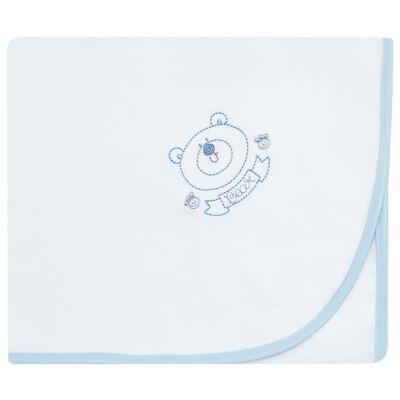 Imagem 1 do produto Manta forrada em malha Urso - Classic for Baby