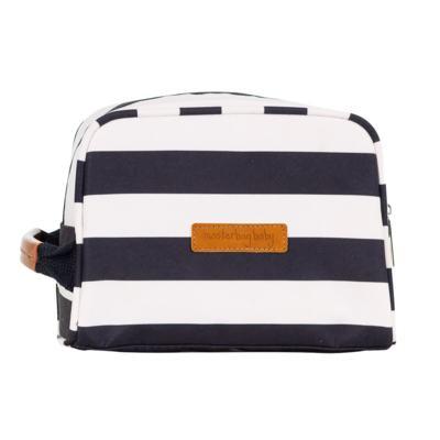 Imagem 1 do produto Necessaire para bebe Brooklyn Black and White - Masterbag