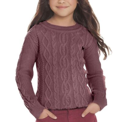 Imagem 3 do produto Suéter em tricot Uva - Charpey