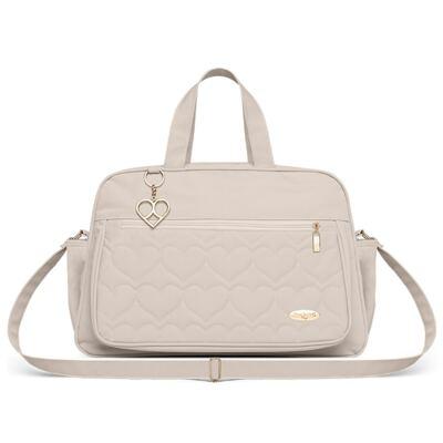 Imagem 1 do produto Bolsa maternidade Barcelona M Marfim - Classic for Baby Bags