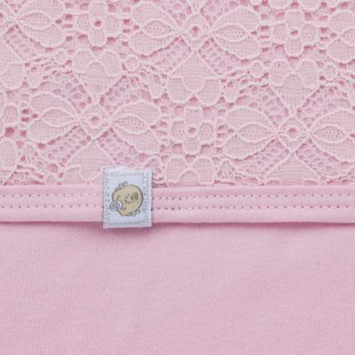 Imagem 3 do produto Jogo Maternidade para bebe com Macacão e Manta em suedine Gabrielly - Beth Bebê - BB8824 Saida Maternidade Suedine Gabrielly-P