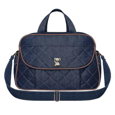 Imagem 1 do produto Bolsa para viagem Asturias Golden Denim Mooca - Classic for Baby Bags