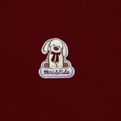 Imagem 2 do produto Manta para bebe em algodão egípcio c/ jato de cerâmica e filtro solar fps 50 Little Puppy - Mini & Kids