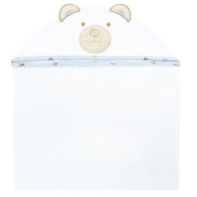 Imagem 1 do produto Toalha Max com capuz Kody Bear - Classic for Baby
