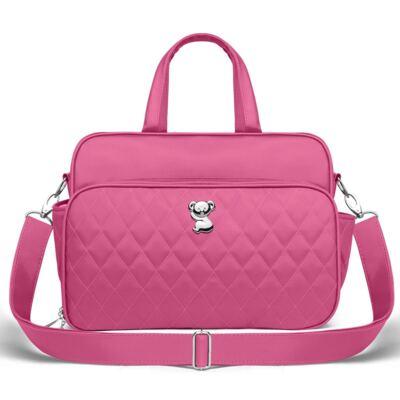 Imagem 1 do produto Bolsa maternidade para bebe Montserrat Colors Pink - Classic for Baby Bags
