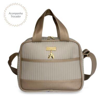 Imagem 1 do produto Frasqueira para bebe Jess Ouro Velho Kingdom - Masterbag