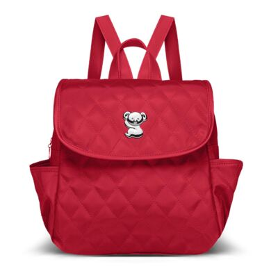 Mochila maternidade Colors Cherry - Classic for Baby Bags