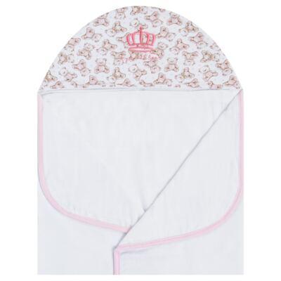 Imagem 3 do produto Toalha com capuz Princess Bear - Classic for Baby