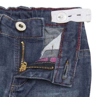 Imagem 2 do produto Calça para bebe jeans feminina - Baby Classic