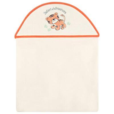 Imagem 1 do produto Toalha Max com capuz Tiger - Classic for Baby