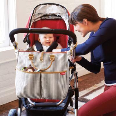 Imagem 6 do produto Bolsa Duo French Stripe Limited Edition - Skip Hop