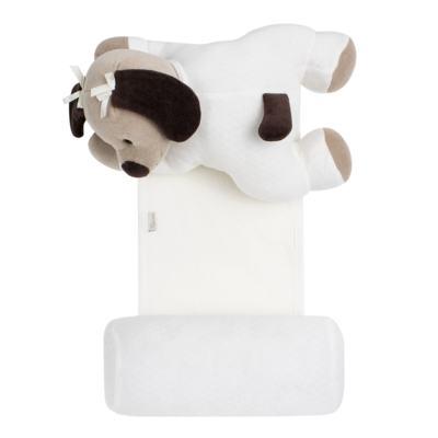Imagem 2 do produto Segura nenê Toy em suedine Cachorrinha - Anjos Baby
