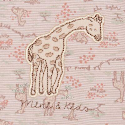 Imagem 2 do produto Jogo de lençol para carrinho em malha Safari Giraffe - Classic for Baby