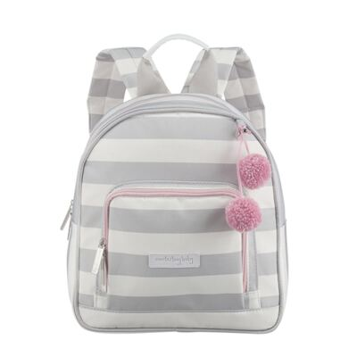 Mochila Kids Candy Colors Pink - Masterbag