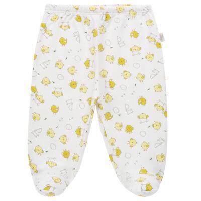 Imagem 4 do produto Pijama longo para bebe em suedine Piu Piu - Anjos Baby - AB1759006.004 PIJAMA BABY SUEDINE FEM PIU PIU T06-P