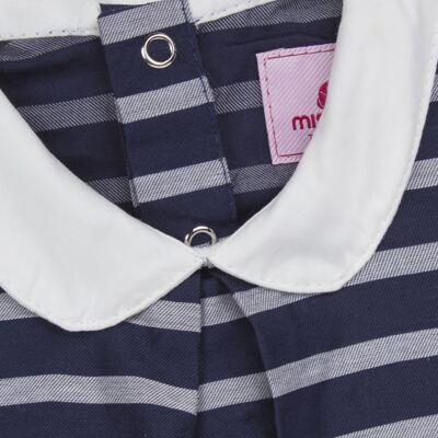 Imagem 2 do produto Vestido c/ golinha em tricoline College - Missfloor - 12CG0001.365 VESTIDO COM GOLA TRICOLINE MARINHO-4