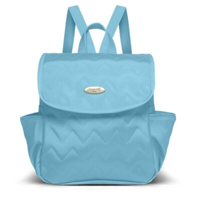Imagem 1 do produto Mochila maternidade Chevron Turmalina - Classic for Baby Bags