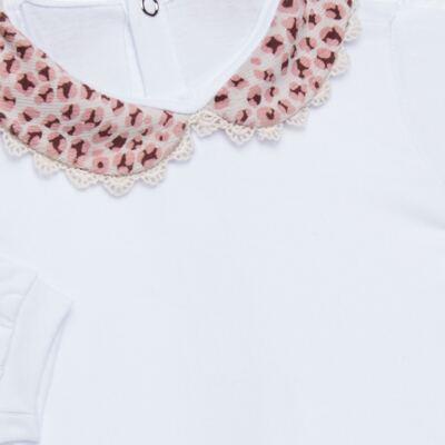Imagem 3 do produto Body com Mijão para bebe em malha Oncinha - Roana