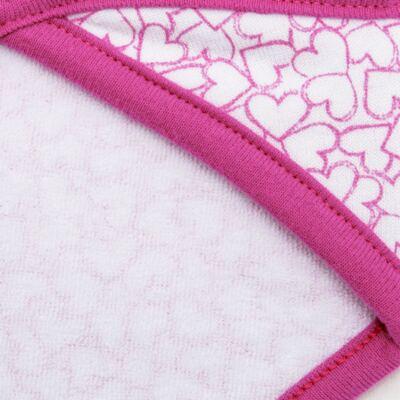 Imagem 2 do produto Babador Bandana para bebe atoalhado Corujita - Classic for Baby