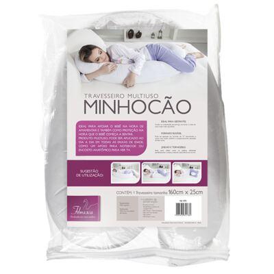 Imagem 1 do produto Travesseiro de corpo Multiuso Minhocão - Fibrasca