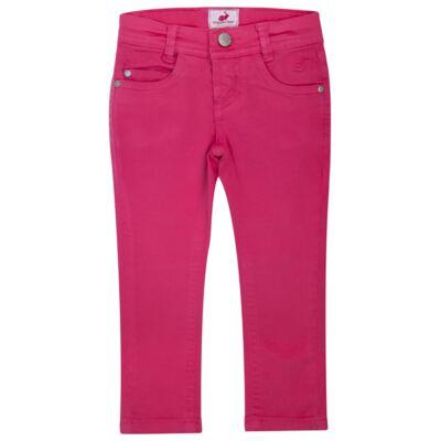 Imagem 2 do produto Calça Skinny em sarja Swarovski Pink - Missfloor - 1730M1757 CALÇA SKINNY PINK SARJA SARJA-3