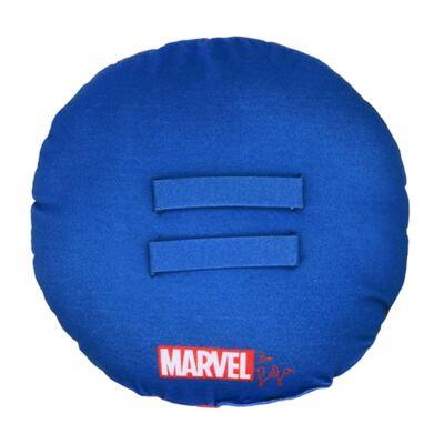 Imagem 2 do produto Naninha Escudo Capitão América - Marvel by Fefa