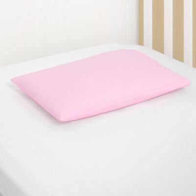 Imagem 1 do produto Fronha para bebe em malha Rosa - Biramar Baby