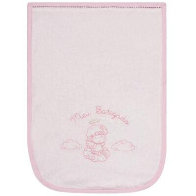Imagem 1 do produto Toalha para batizado Rosa - Classic for Baby