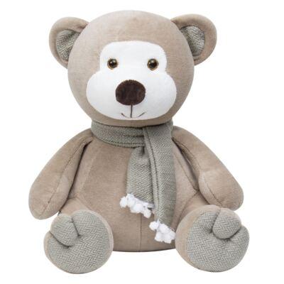 Imagem 1 do produto Bichinho Chocalho em plush Ursinho - Anjos Baby