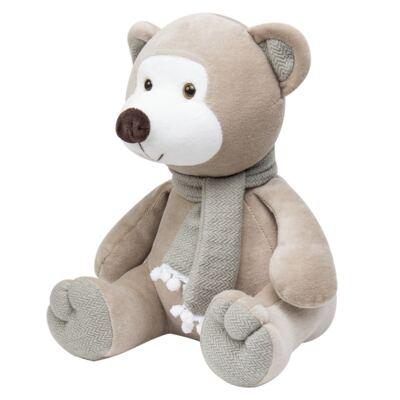 Imagem 2 do produto Bichinho Chocalho em plush Ursinho - Anjos Baby