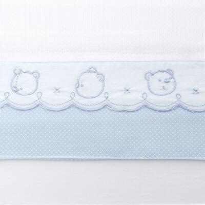 Imagem 2 do produto Colchão para carrinho em malha Ursinhos - Classic for Baby
