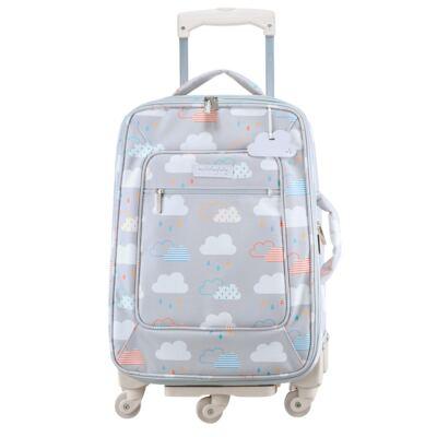 Imagem 1 do produto Mala Maternidade com rodízio Nuvem - Masterbag