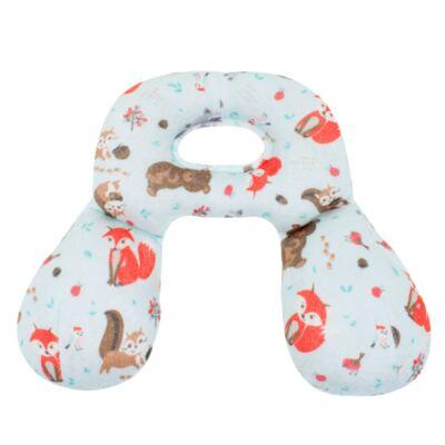 Imagem 1 do produto Descanso de pescoço para bebe atoalhado Woodland - Petit