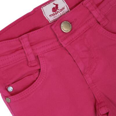 Imagem 3 do produto Calça Skinny em sarja Swarovski Pink - Missfloor - 1730M1757 CALÇA SKINNY PINK SARJA SARJA-2